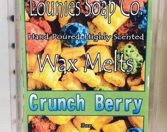Crunch Berry Wax Melt 3oz