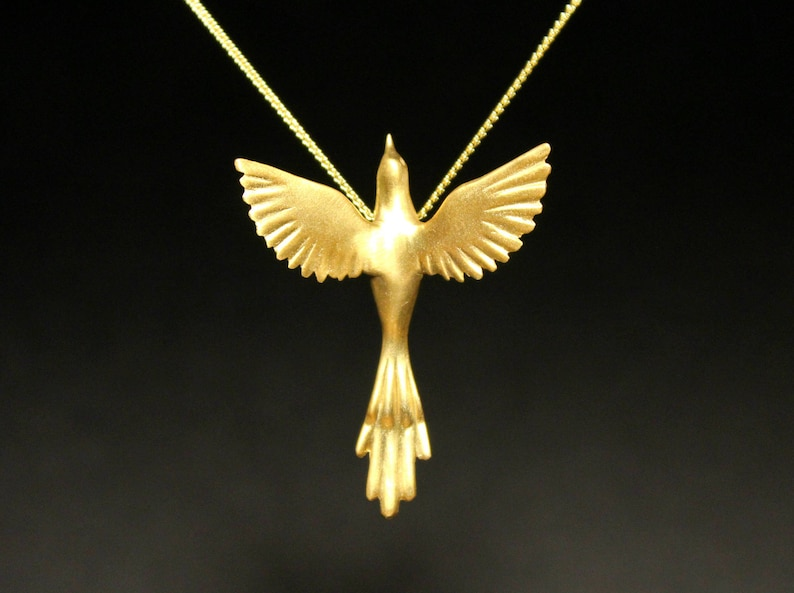 ExotiqueEtsy Oiseau Collier Oiseaux Phoenix Bijoux 7Y6yvbgf