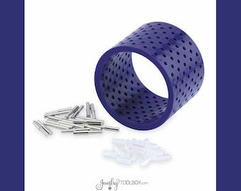 3D Bracelet Jig, Bangle Bracelet Tool, Bracelet Making Tools, Artistic Wire Jig, Jewelry Making Tools, Jewelry Making Supplies, #228S-550 62