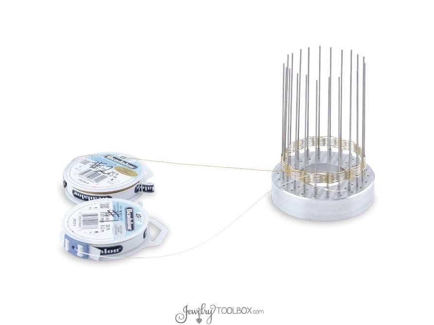 Bangle Bracelet Weaver Tool, Wire Woven Bracelet Making Tool, Wire ...