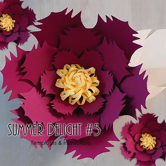 Origami Amusing Origami Flower Instructions: Traditional Origami ... | 570x570