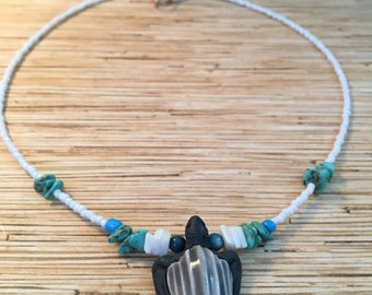 Leatherback Sea Turtle Necklace