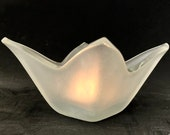 Tea light holder, Glass candle holder, Votive candle holder