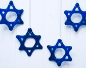 Star Of David, Ornament, Jewish Gift, Hanukkah Gift