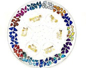 Seder Plate, Jewish gifts, Wedding Gift