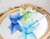 Dipping bowl and spreader, Entertaining Gift, Housewarming Gift