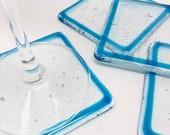 Drink Coasters, Glass Coasters, Martini Coasters, Table Coasters, Square Coasters, Transparent Coasters, Alcohol Coasters, Bar Coasters