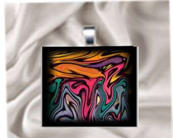 Pendant Neclace Abstracts