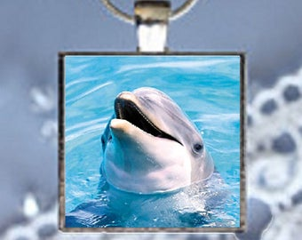 Pendant Necklace Dolphin