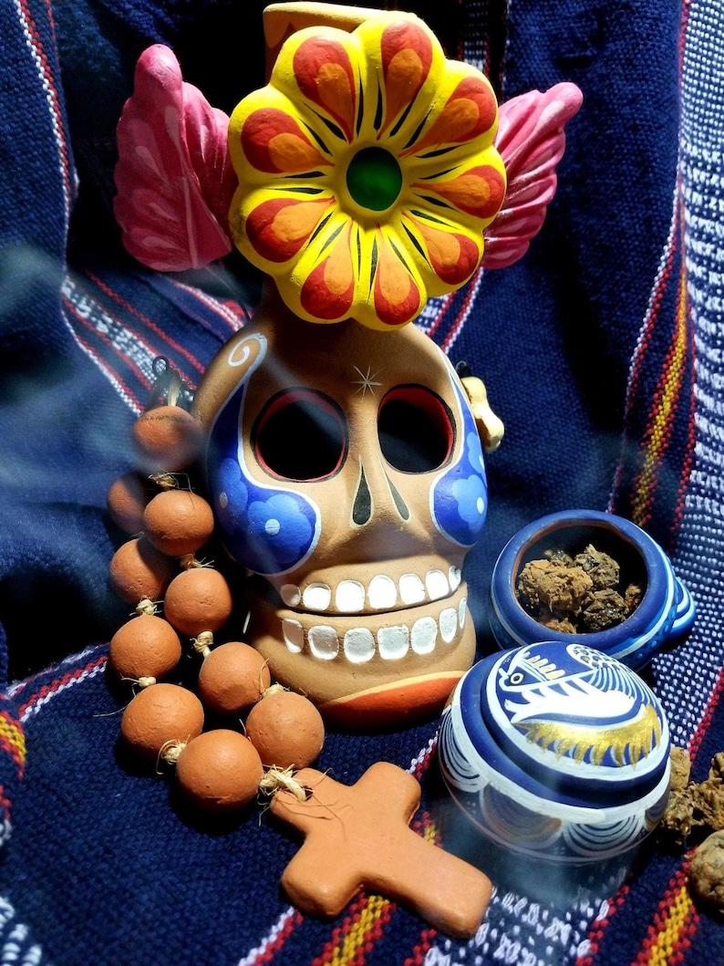 Day of the Dead Incense Día de Muertos  A sacred blend of image 0