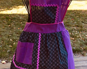 Pretty and Pink Apron