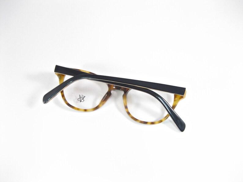 ddcc46e7ab08f Cateye glasses vintage eyeglasses retro black horn rimmed