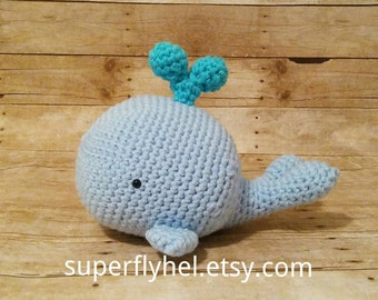 Whale, Whale Baby Shower, Whale Art, Whale Plush, Stuffed Animal, Stuffed Whale, Whale Emoji, Whale Nursery decor,  Baby boy, Baby Girl,