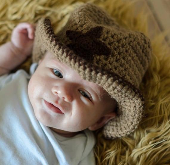 Cowboy hat Baby Cowboy Hat Kids Western Hat Childrens  c851339d440