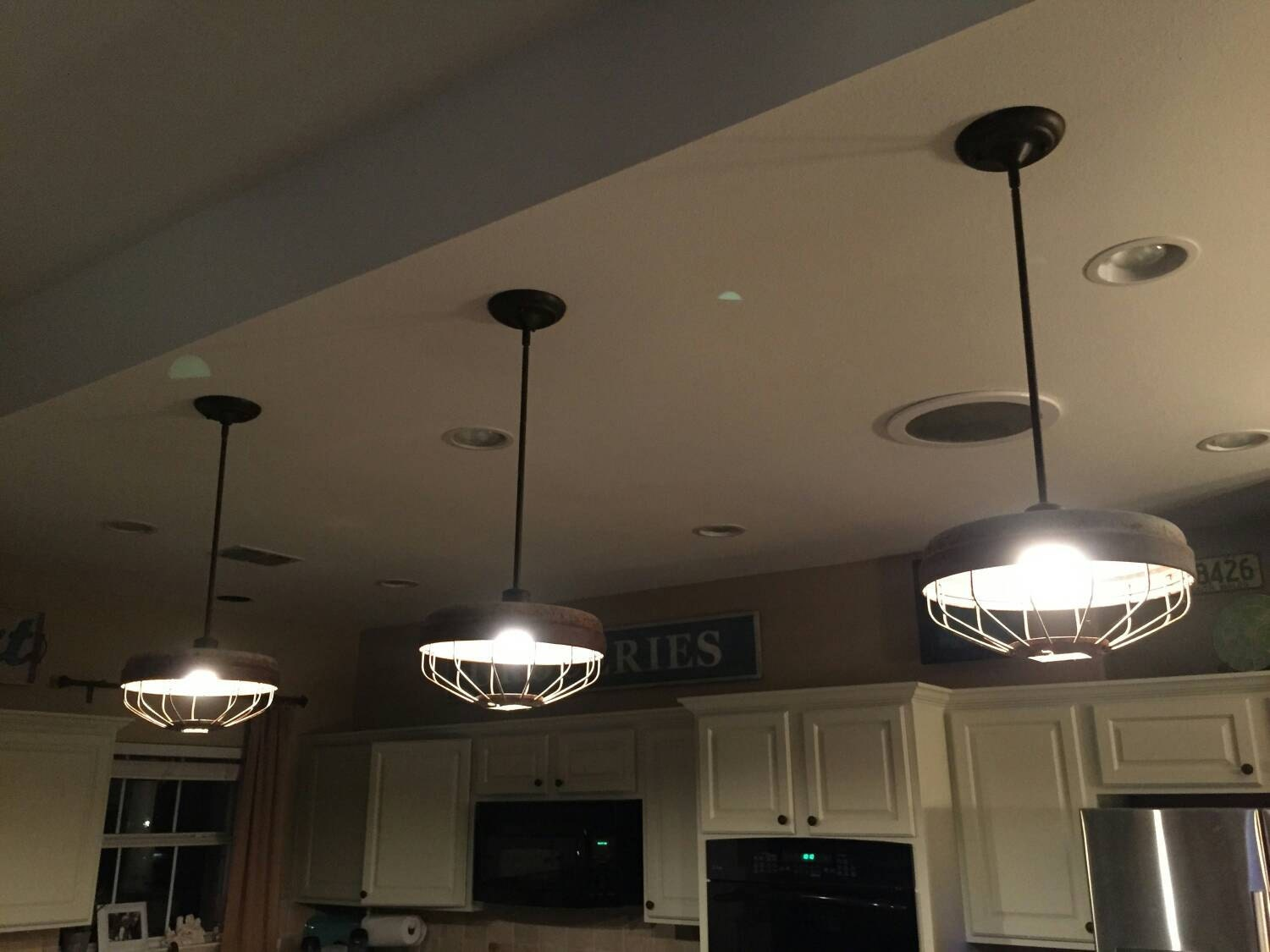 Four options available chicken feeder pendant lights ready zoom workwithnaturefo