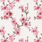 scarf camera strap flowering magnolia mint - BCSCS129