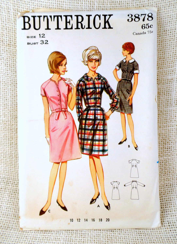1960s Dress Patterns Best Decorating