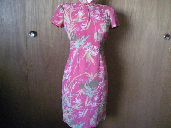 David Warren Oriental Style Dress