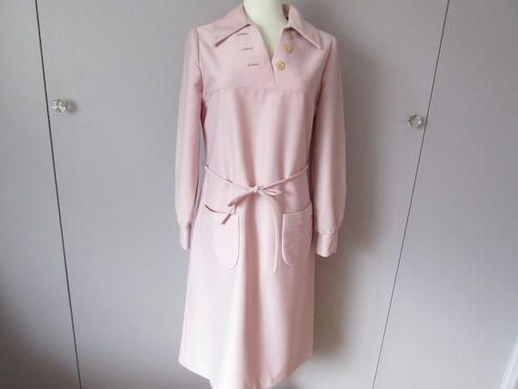 Pink Nardis of Dallas Shift Dress