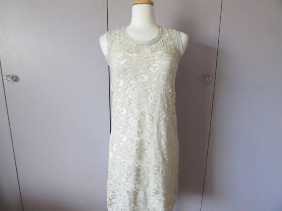 Simply Vera Wang Lace Dress