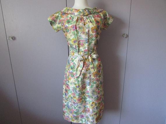 Custom Original 1950 Dress