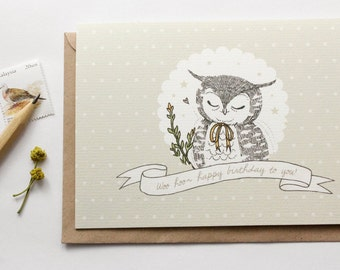Woo Hoo, Happy Birthday to You - Greeting Card