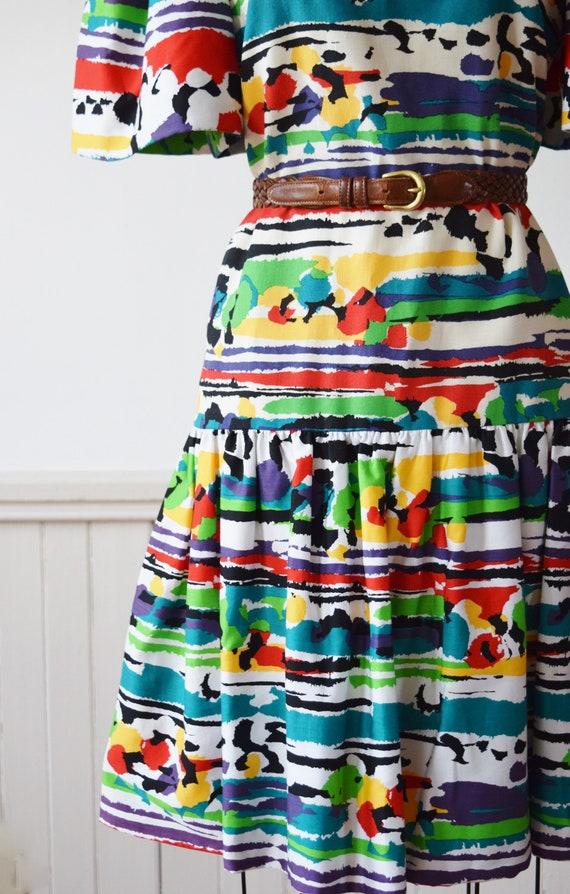 1980s Pauline Trigère Celebration Dress | Vintage… - image 4