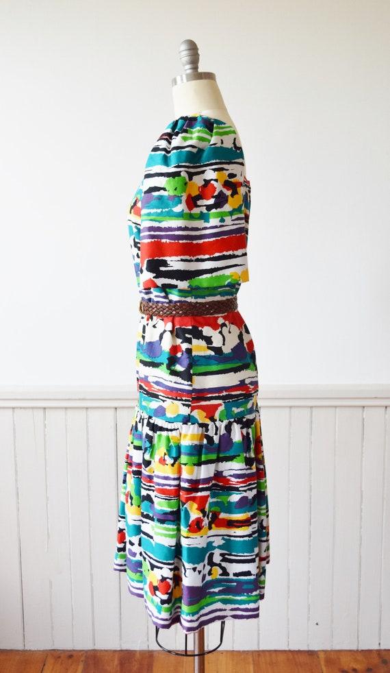 1980s Pauline Trigère Celebration Dress | Vintage… - image 6