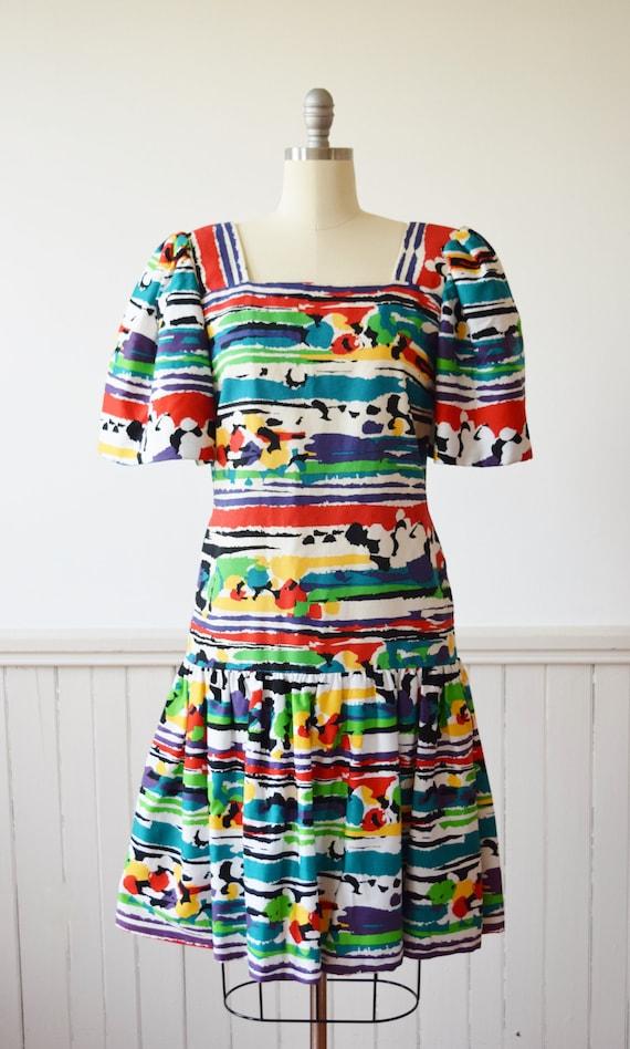1980s Pauline Trigère Celebration Dress | Vintage… - image 2