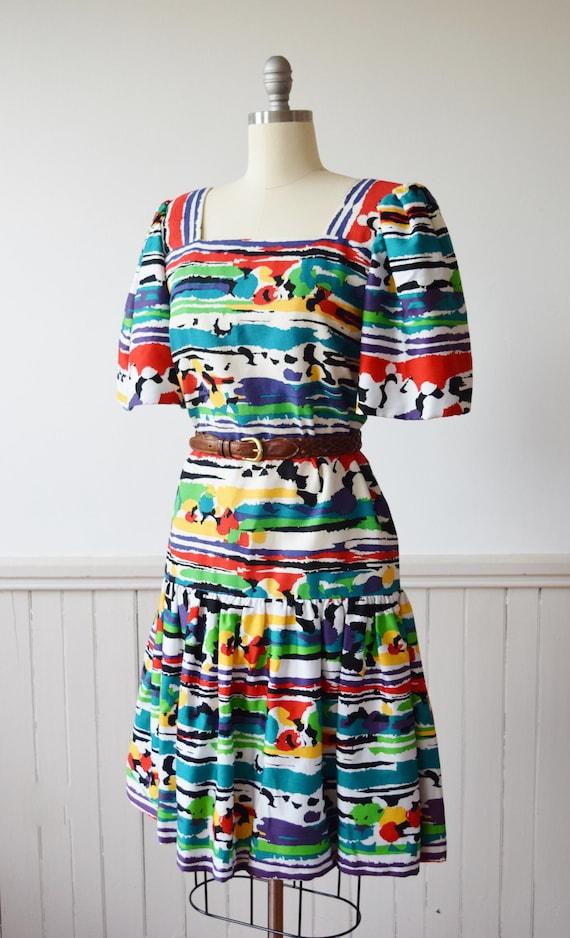 1980s Pauline Trigère Celebration Dress | Vintage… - image 5