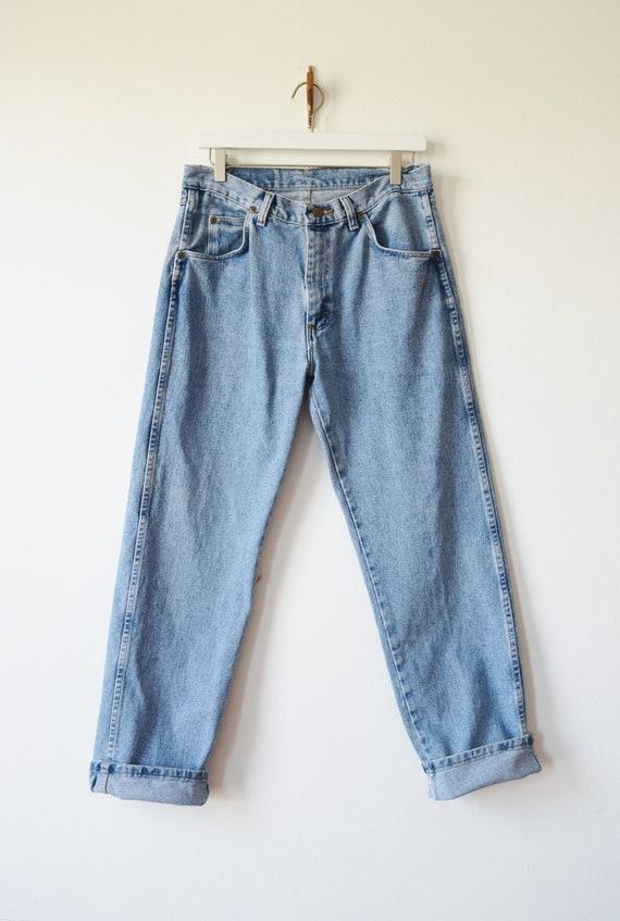 32\u201d W Vintage Wranglers 1990s