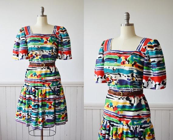 1980s Pauline Trigère Celebration Dress | Vintage