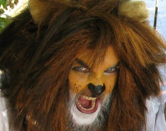 Lion Costume Etsy