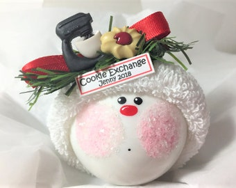 Baking Christmas Ornaments Cookie Mixer Townsend Custom Gifts W83 252 1334