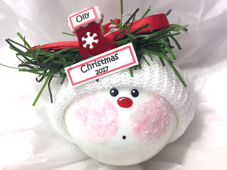 SALE Christmas Gift Ornaments Stocking Design Snowflake | Etsy