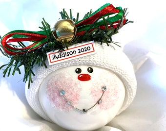 Braces Christmas Ornaments Townsend Custom Gifts