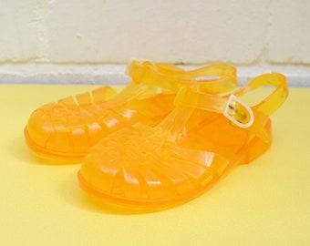 632bc7434fb16 Boys' Sandals - Vintage | Etsy UK