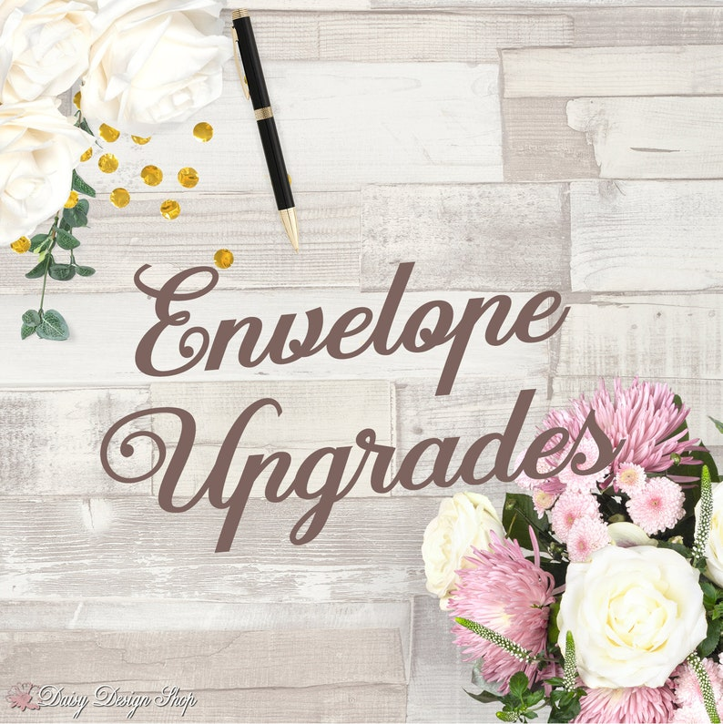 Envelope Upgrade Sample image 0