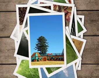 Avalon Beach POSTCARD Set. Northern Beaches Postcards, Avalon, NSW Australia, Indian Head, Avalon Surf Club, Beach Postcards, PostCrossing