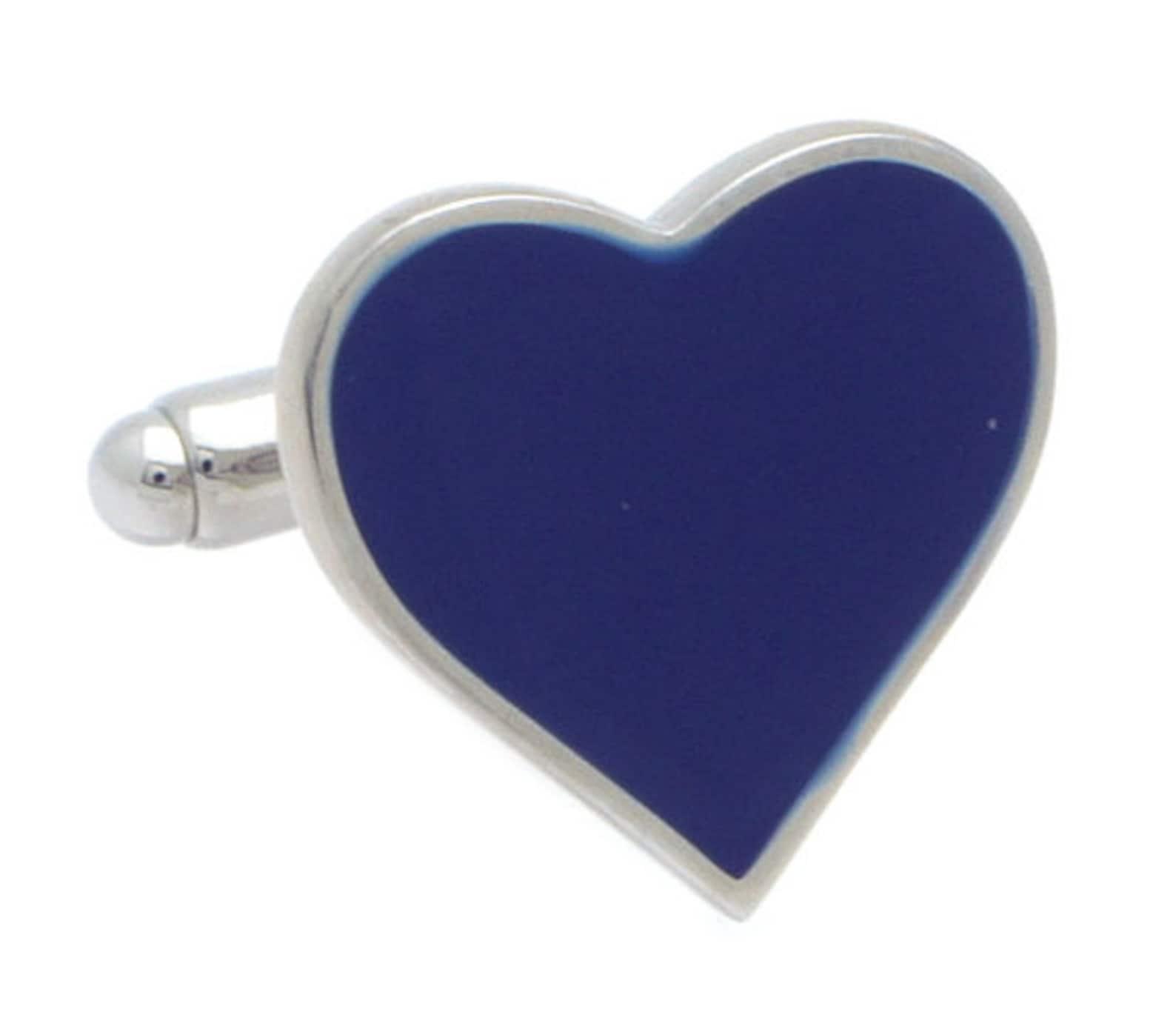 Heart Cufflinks Page Three