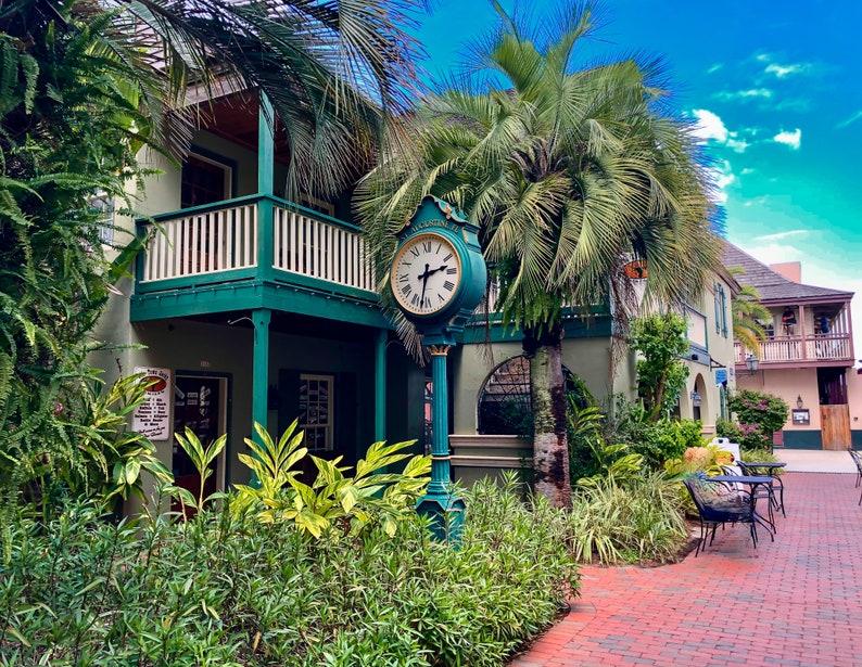 ST AUGUSTINE FLORIDA Travel Photography