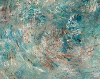 Swept Away - Fine Art Digital Print