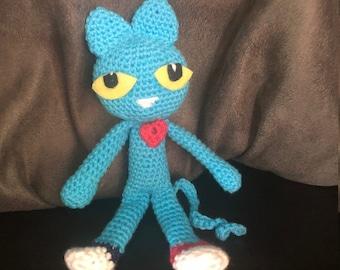 Pete Crochet Pattern