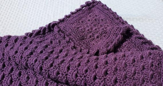 Crochet afghan, shawl wrap, crochet lap blanket, wheelchair throw, Mothers Day wrap, handmade crochet throw, custom made afghan