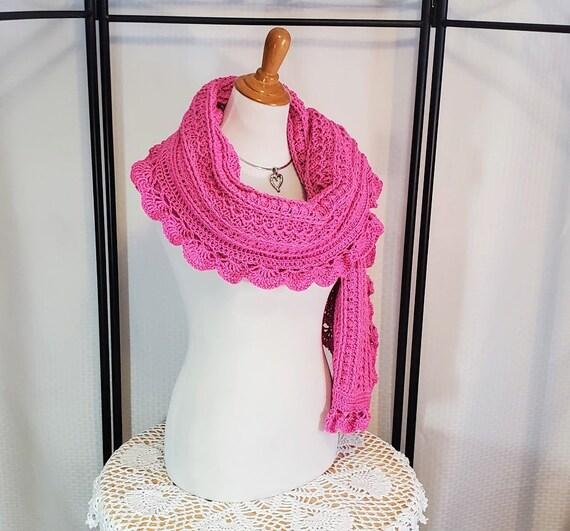 Crochet shawl, wedding shawl, rectangle shawl wrap, bridesmaids wrap, prayer shawl, Mothers Day caplet, Victorian wrap, boho chic shawl, RTS