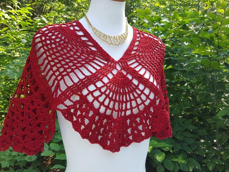 Wedding shawl  Mothers Day shawl  custom made bridal image 0