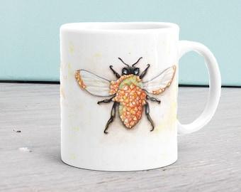 Honey Ceramic Mug