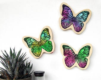 Paint Your Own Art Kit Butterfly DIY Art