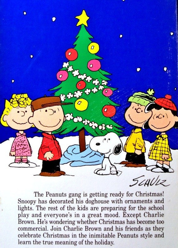 A Charlie Brown Christmas Vhs.Vintage A Charlie Brown Christmas Vhs Tape 1965 Classic