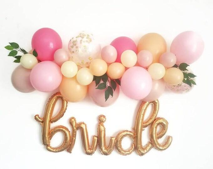 Balloon Garland,DIY balloon Garland kit,bridal shower,balloon Garland,Complete balloon Garland kit,bridal shower decorations,bridal shower